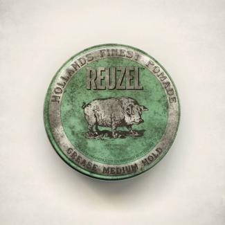 GREASE MEDIUM HOLD – Green Pig 113 gr.